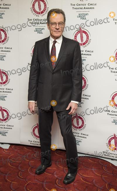 Bryan Cranston, Prince, Prince of Wales, Wale, Gary Mitchell Photo - London, UK. Bryan Cranston attends the Critics' Circle Theatre Awards, Prince of Wales Theatre, London, UK - 30 Jan 2018Ref: LMK386-J1480-310118Gary Mitchell/Landmark MediaWWW.LMKMEDIA.COM