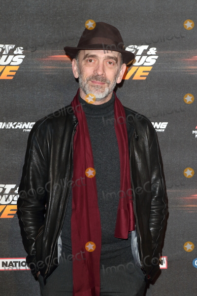 Adrian Schiller Photo - London.UK. Adrian Schiller  at the Fast and Furious Live Global Premiere at the 02 Arena, Peninsula Square. 19th January 2018.  Ref:LMK73-S1076-200118Keith Mayhew/Landmark MediaWWW.LMKMEDIA.COM