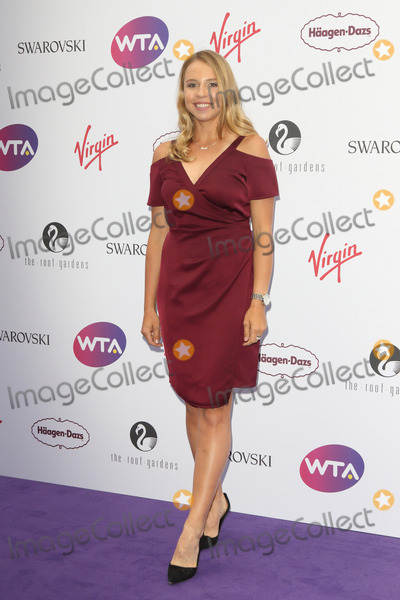 Anett Kontaveit Photo - London, UK. Anett Kontaveit  at WTA Pre-Wimbledon Party at Kensington Roof Gardens,London on June 29th 2017.Ref: LMK73-J477-300617Keith Mayhew/Landmark MediaWWW.LMKMEDIA.COM