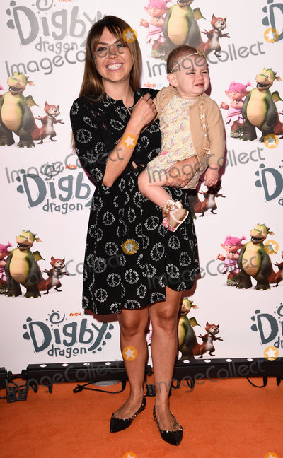 Adele, Adele Silva Photo - London.UK.   Adele Silva and Sienna at Digby Dragon World Premiere held at The Conservatory, Barbican Centre, London 2nd July 2016.  Ref:LMK392-60800-030716.  Vivienne Vincent/Landmark Media. WWW.LMKMEDIA.COM.