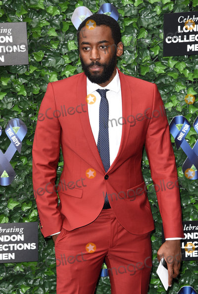 Ashley Thomas Photo - London, UK  Ashley Thomas 'Bashy'    at 'One for the Boys Charity Ball' at the Roundhouse, Chalk Farm Road, London on Friday 12 June 2015