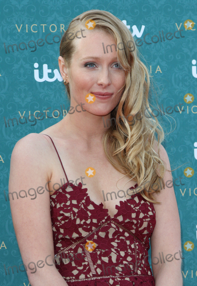 Alice Orr-Ewing, Queen Photo - London, UK.  Alice Orr-Ewing  at the World Premiere of the new ITV series 'Victoria' (about the early years of the life Queen Victoria)at Kensington Palace, London. 11th August 2016. Ref: LMK73-61281-120816Keith Mayhew/Landmark MediaWWW.LMKMEDIA.COM