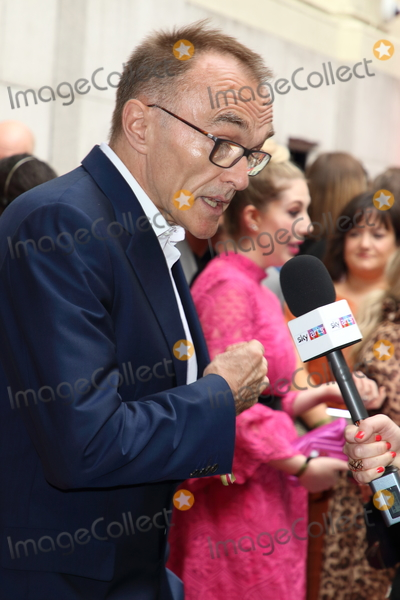 Danny Boyle Photo - London, UK. Danny Boyle at South Bank Sky Arts Awards 2019 at the Savoy, The Strand, London on July 7th 2019Ref: LMK73-J5154-080719Keith Mayhew/Landmark MediaWWW.LMKMEDIA.COM