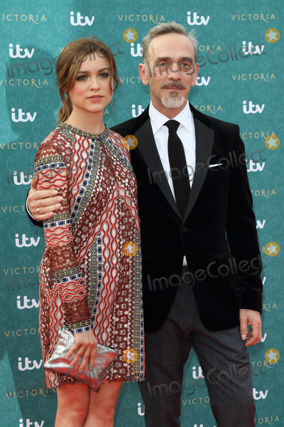 Queen, Sophie Cookson, Adrian Schiller Photo - London, UK.  Adrian Schiller and Sophie Cookson  at the 