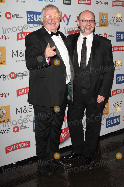 Christopher Biggins Photo - London, UK. Christopher Biggins and partner Neil at Attitude Magazine Awards 2014  held at Banqueting House, Whitehall, London on October 13th 2014.
