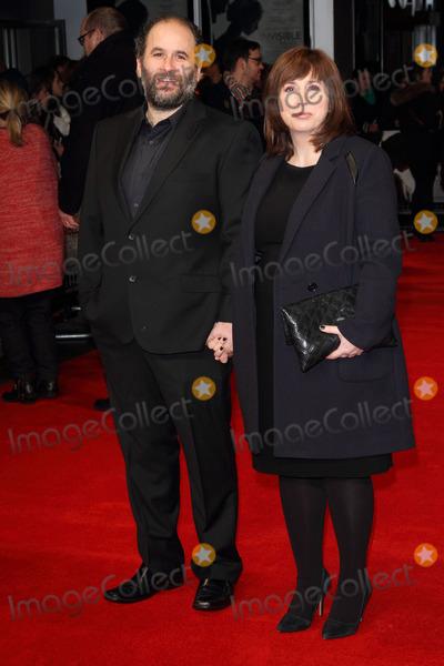 Abi Morgan Photo - London, UK.  270114..Abi Morgan and Jacob Krichefski at the UK Premiere of 'The Invisible Woman'  held at the Odeon, Kensington.27 January 2014..Ref: LMK73-46491-280814Keith Mayhew/Landmark MediaWWW.LMKMEDIA.COM