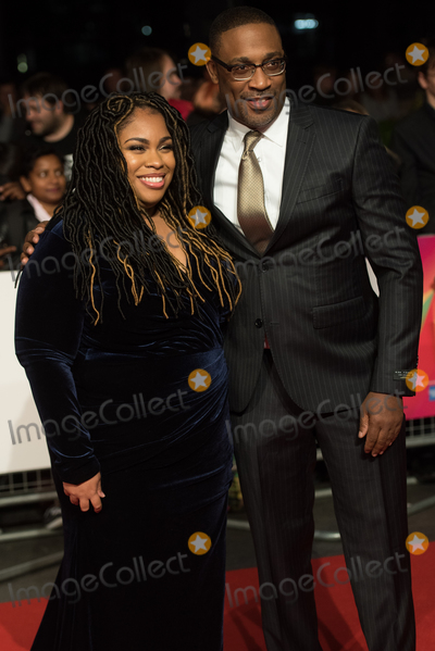 George Tillman, George Tillman Jr., George Tillman, Jr., The Specials, Angie Thomas, Leicester Square Photo - London. UK. Author Angie Thomas and Director George Tillman Jr.  at  the Special Presentation and European Premiere of 'The Hate U Give'  at The 62nd BFI London Film Festival at Cineworld, Leicester Square, London, England, UK on Saturday 20 October 2018. Ref:  LMK370-S1696-211018Justin Ng/Landmark MediaWWW.LMKMEDIA.COM