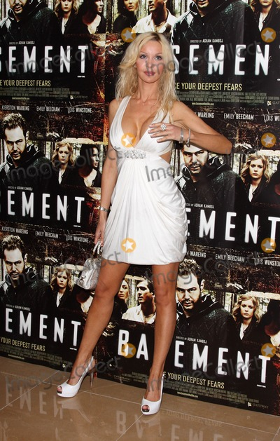 Alicia Douvall Photo - London, UK. Alicia Douvall at the UK Premiere of The Basement, held at the Mayfair Hotel in London. 17th August 2010.Keith Mayhew/Landmark MediaLandmark Media
