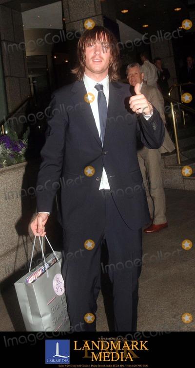 Anthony Quinlan Photo - London.UK. Anthony Quinlan ('Hollyoaks') at the British Soap Awards after show at the Royal Garden Hotel, London. 3rd May 2008.Flashburst/Landmark Media.