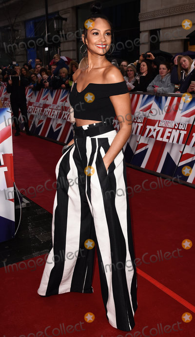 Alesha Dixon Photo - London, UK Alesha Dixon at Britain's Got Talent photocall held at The London Palladium, Argyll Street, London on Sunday 29 January 2017Ref: LMK392-62709-290117Vivienne Vincent/Landmark Media. WWW.LMKMEDIA.COM.