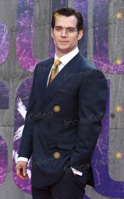Henry Cavill Photo - London, UK. Henry Cavill at the European Premiere of 'Suicide Squad' at the Odeon Leicester Square, London on August 3rd 2016Ref: LMK73-60940-040816Keith Mayhew/Landmark MediaWWW.LMKMEDIA.COM