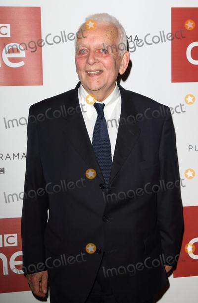 Andrew Davies, Andrew Davis Photo - London, UK. Andrew Davies at BBC 'War & Peace' TV series photocall, at the Mayfair Hotel, London on December 14th 2015 Ref: LMK73-58507-151215Keith Mayhew/Landmark Media. WWW.LMKMEDIA.COM.