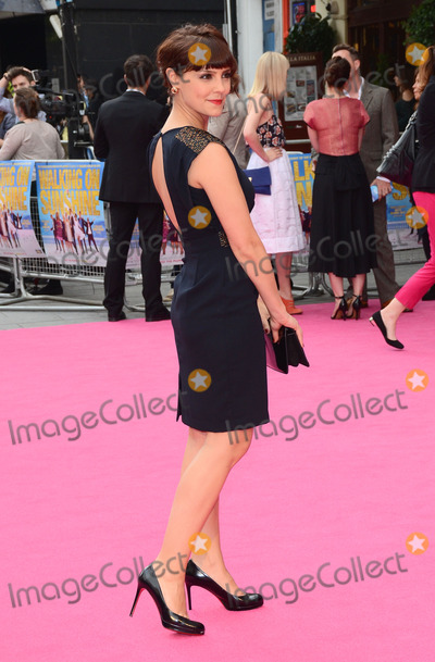 Annabel Scholey, Leicester Square Photo - London, UK . Annabel Scholey at the 'Walking on Sunshine' UK Premiere at Vue West End, Leicester Square on 11th June 2014.Ref: LMK392 -48808-120614Vivienne Vincent/Landmark Media. WWW.LMKMEDIA.COM.