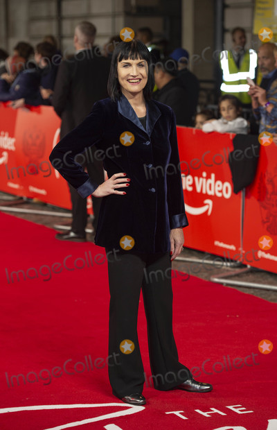 Adele Anderson, Adele, Gary Mitchell Photo - London, UK.  Adele Anderson at World Premiere of Amazon Prime Video's The Romanoffs at The Curzon Mayfair, London on October 2, 2018 