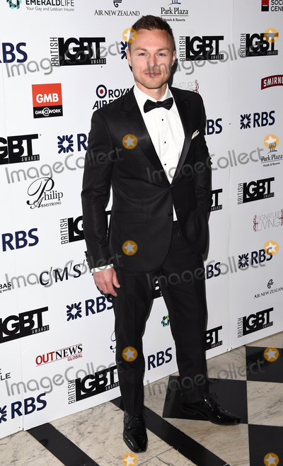 Andrew Hayden-Smith, Queen Photo - London, UK.   Andrew Hayden-Smith at The LGBT Awards held at The Connaught Rooms, Great Queen Street, London. 13th May 2016. 