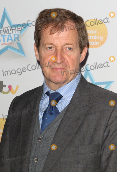 Alistair Campbell Photo - London, UK. Alistair Campbell at Good Morning Britain Health Star Awards at Rosewood London on April 24th 2017.