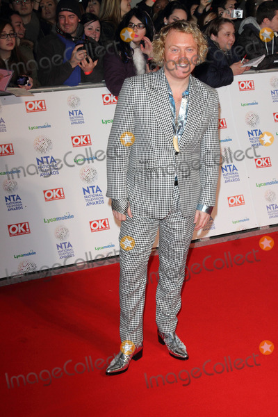 Keith Lemon, The National Photo - London. UK. Keith Lemon   at the Red Carpet arrivals at the National Television Awards at the O2 Arena, London on 22nd January 2014. Ref::LMK73-46450-230114. Keith Mayhew/Landmark MediaWWW.LMKMEDIA.COM.