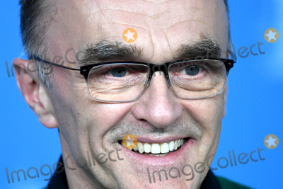 Danny Boyle, Trainspotting Photo - Berlin. Germany.   Danny Boyle  at  T2: Trainspotting 2  photocall   at 67th Annual Berlinale International Film Festival.Grand Hyatt Hotel.   10th February 2017.  Ref: LMK200-62788-150217