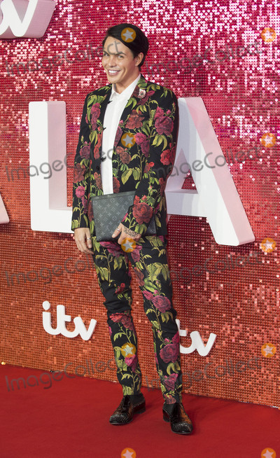 Bobby Norris, Gary Mitchell Photo - London, UK. Bobby Norris at  the ITV Gala held at the London Palladium on November 9, 2017 in London, EnglandRef: LMK386-J1110-101117Gary Mitchell/Landmark MediaWWW.LMKMEDIA.COM