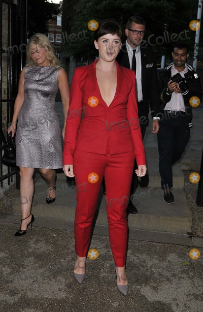 Alexandra Roach, Alexandra Roache Photo - London. UK. Alexandra Roach   at  the  Hugo: Red Never Follows  private view & party, Saatchi Gallery, King's Rd., London, England, UK. 30th July 2013. Ref:LMK315-44834-310713.  Can Nguyen/Landmark Media. WWW.LMKMEDIA.COM.