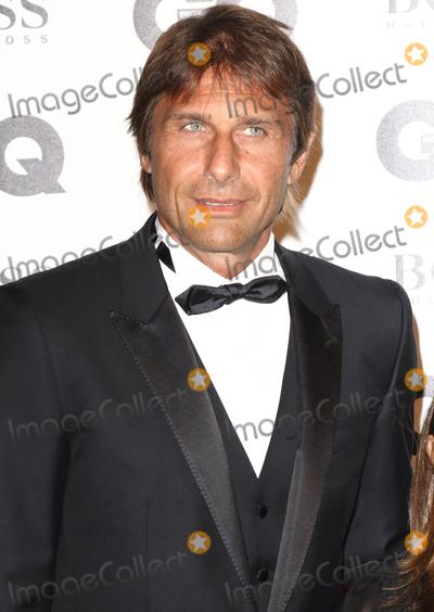 Antonio Conte Photo - London, UK.Antonio Conte at GQ Men of the Year Awards 2017, at Tate Modern, London on September 5th 2017.Ref: LMK73-J710-060917Keith Mayhew/Landmark MediaWWW.LMKMEDIA.COM