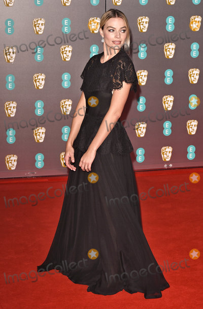 Margot Robbie, Albert Hall Photo - London, UK. Margot Robbie at the 73rd British Academy Film Awards held at The Royal Albert Hall, South Kensington, on Sunday 2 February 2020 Ref: LMK392 -J6086-030220Vivienne Vincent/Landmark Media. WWW.LMKMEDIA.COM.