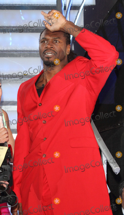 Audley Harrison Photo - Elstree. Herts. UK.  Audley Harrison