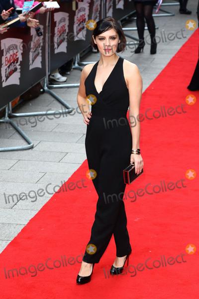 Annabel Scholey Photo - London, UK. Annabel Scholey at  the 21st Jameson Empire Awards 2016, Grosvenor House Hotel, Park Lane, London, UK, on Sunday 20 March 2016.Ref: LMK73-60099-210316Keith Mayhew/Landmark Media. WWW.LMKMEDIA.COM.