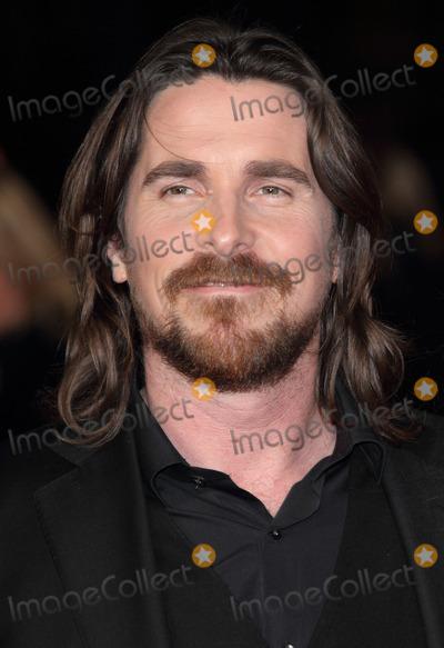 Christian Bale, Leicester Square Photo - London, UK. Christian Bale  at the World Premiere of 'Exodus: Gods And Kings' at the Odeon Leicester Square, London on December 3rd 2014Ref: LMK73-50206-041411Keith Mayhew/Landmark Media. WWW.LMKMEDIA.COM