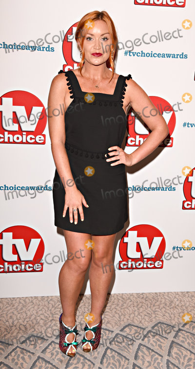 Arielle Free Photo - London, UK. Arielle Free at The TV Choice Awards held at The Dorchester Hotel, London on Monday 10 September 2018