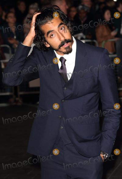 Dev Patel Photo - London, UK. Dev Patel at BFI London Film Festival American Express Gala - Lion - at the Odeon Leicester Square. London on October 12th 2016Ref: LMK73-61121-131016Keith Mayhew/Landmark MediaWWW.LMKMEDIA.COM