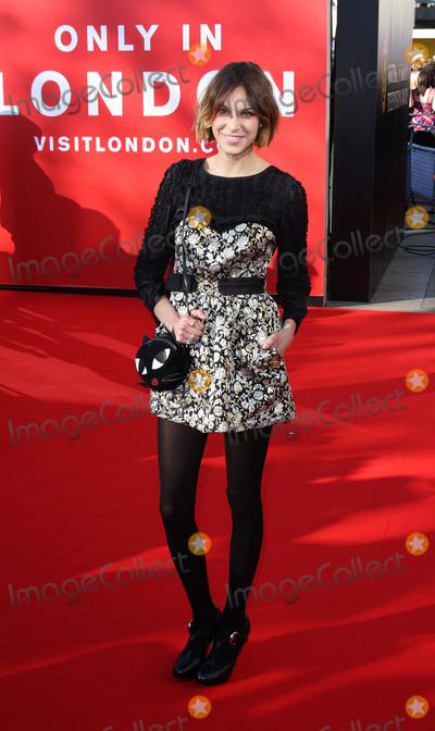 Alexa Chung Photo - London.  Alexa Chung at the BAFTA Television Awards held at the Royal Festival Hall. 26 April 2009. Keith Mayhew/Landmark Media.
