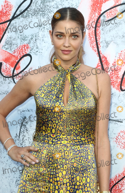 Ana Beatriz Barros, Ana Ivanoviæ Photo - London, UK. Ana Beatriz Barros at The Serpentine Gallery Summer Party at the Serpentine Gallery, Kensington Gardens, London on Tuesday 19 June 2018