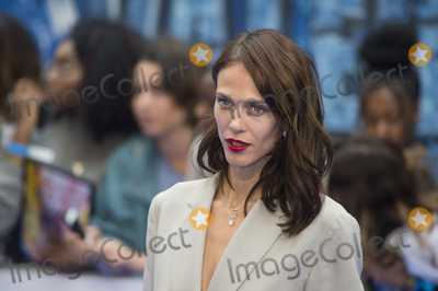 Aymeline Valade, Gary Mitchell, Leicester Square Photo - London, UK. Aymeline Valade  at the 'Valerian And The City Of A Thousand Planets' European Premiere at Cineworld Leicester Square on July 24, 2017 in London, England. 