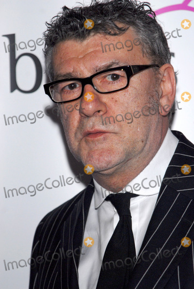 Jack Vettriano At The UK Premiere Of Escapist In Aid Diabetes Held Apollo West End Cinema London 10th June 2008