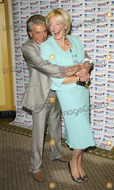 Diana Moran, Lionel Blair Photo - London, UK. Lionel Blair and Diana Moran at Lionel Blair's 60th Year in Showbiz Party at the Ballroom in the Dorchester.31 May 2009  Can Nguyen/Landmark Media