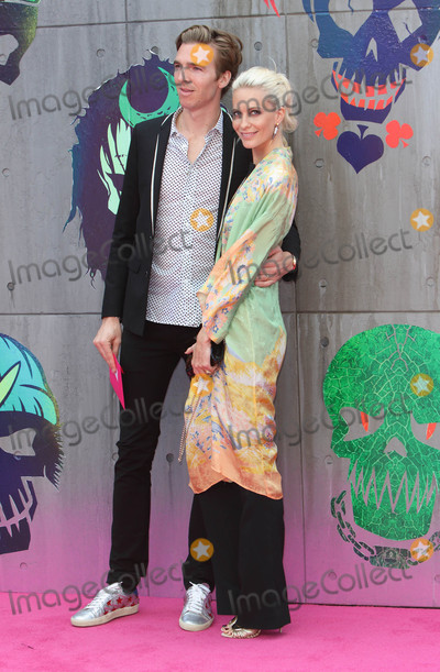 Poppy Delevingne, James Cook Photo - London, UK. Poppy Delevingne and James Cook at the European Premiere of 'Suicide Squad' at the Odeon Leicester Square, London on August 3rd 2016