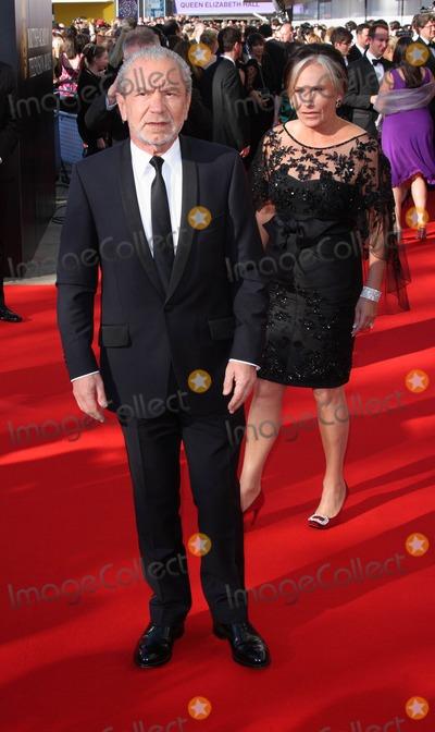 Alan Sugar Photo - London, UK. Alan Sugar at the BAFTA Television Awards held at the Royal Festival Hall in London. 26th April 2009.Keith Mayhew/Landmark Media