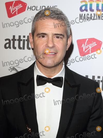 Andy Cohen, The Virgins Photo - London, UK. Andy Cohen at The Virgin Holidays Attitude Awards at Roundhouse, Chalk Farm Road, London on Thursday 11 October 2018.Ref: LMK73-J2746-121018Keith Mayhew/Landmark MediaWWW.LMKMEDIA.COM