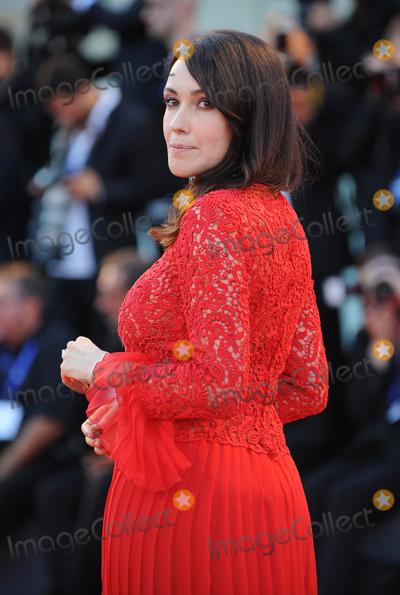 Anita Caprioli, La La Photo - Venice. Italy. Anita Caprioli     at  the opening ceremony and the premiere of La LA Land at the 73rd Venice Film Festival. 31st August 2016. Ref:LMK200-61330--310816Landmark Media. WWW.LMKMEDIA.COM.