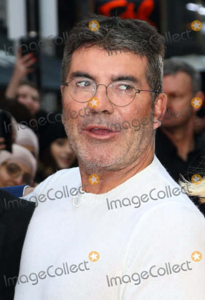 Simon Cowell Photo - London, UK Simon Cowell    at Britain's Got Talent photocall held at The London Palladium, Argyll Street, London on Sunday 29 January 2017
