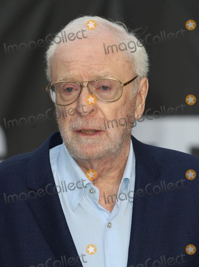 Michael Cain, Michael Caine, Sir Michael Caine, Michael Bublé, Michael Paré, Leicester Square Photo - London, UK. Sir Michael Caine  at King of Thieves World Premiere at Vue West End, Leicester Square, London on Wednesday 12 September 2018Ref: LMK73-J2595-130918Keith Mayhew/Landmark MediaWWW.LMKMEDIA.COM