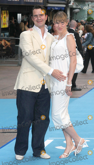 Photos And Pictures London Jimmy Carr And Karoline Copping At The European Premiere Of The Island At The Odeon Leicester Square 07 August 2005 Jenny Roberts Landmark Media Karoline kamashki was released on 5 december 2019. london jimmy carr and karoline copping