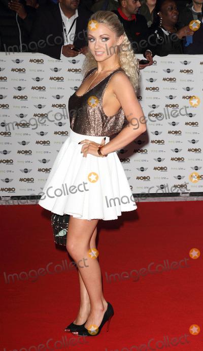 Alexa Goddard Photo - London. UK.  Alexa Goddard at the  MOBO Awards 2014 , held at the SSE Arena, Wembley  22nd October  2014. Ref:LMK73-49878-231014 Keith Mayhew/Landmark MediaWWW.LMKMEDIA.COM.
