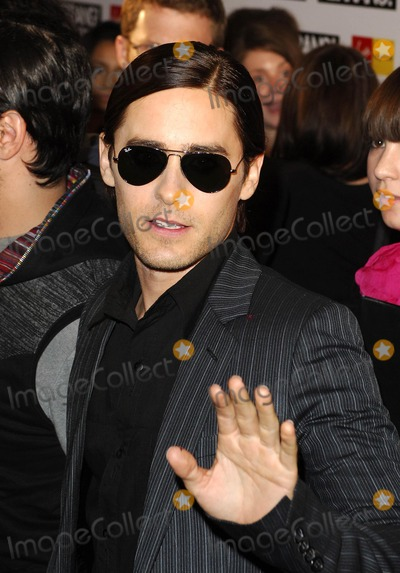Jared Leto, 30 Seconds to Mars Photo - London, UK. Jared Leto of 30 Seconds To Mars arrive at the Kerrang! Awards held at Old Truman Brewery in London. 23rd August 2007.