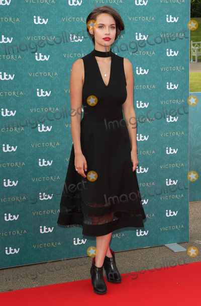 Queen Photo - London, UK.  Aggie K Adams  at the 
