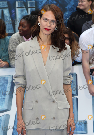 Aymeline Valade Photo - London, UK. Aymeline Valade at Valerian And The City Of A Thousand Planets - European film premiere - at the Cineworld Empire, Leicester Square, London on July 24th 2017