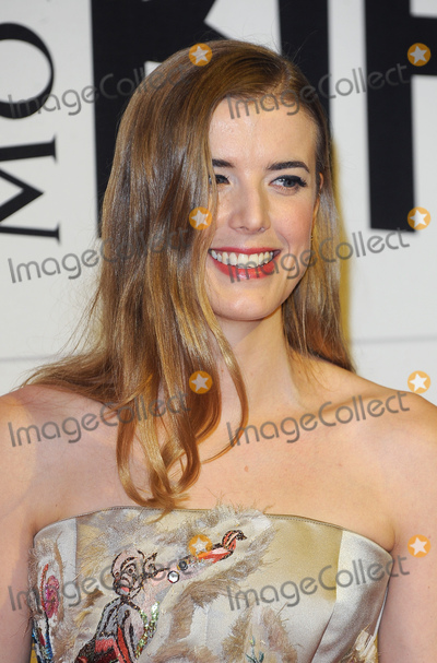 Agynes Deyn Photo - London. UK. Agynes Deyn   at the Moet British Independent Film Awards.  Old Billingsgate Market. 