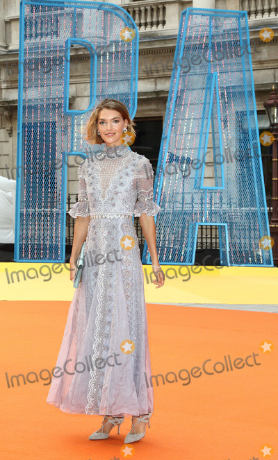 Arizona Muse, Muse Photo - London, UK. Arizona Muse at Royal Academy Summer Exhibition 2017 VIP Preview party at the Royal Academy of Arts, Piccadilly, London on 7th June 2017.
