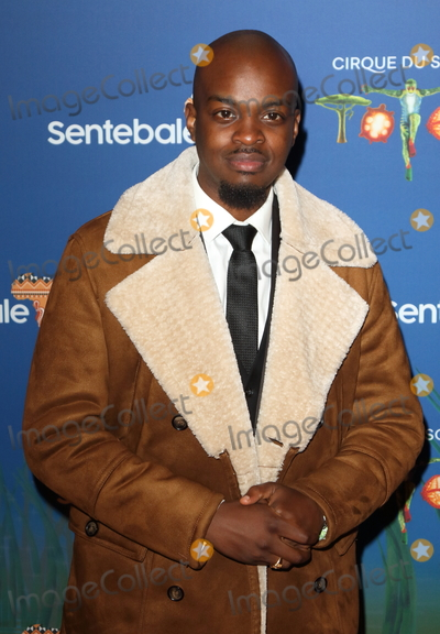 Albert Hall, Cirque du Soleil Photo - London, UK  George The Poet at Totem by Cirque du Soleil Press Night at the Royal Albert Hall, Kensington Gore, London on January 16th 2019